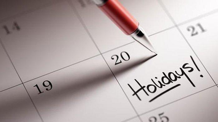 2021 Segera Berakhir, Ini Daftar Lengkap Hari Libur Nasional dan Cuti Bersama Tahun 2022