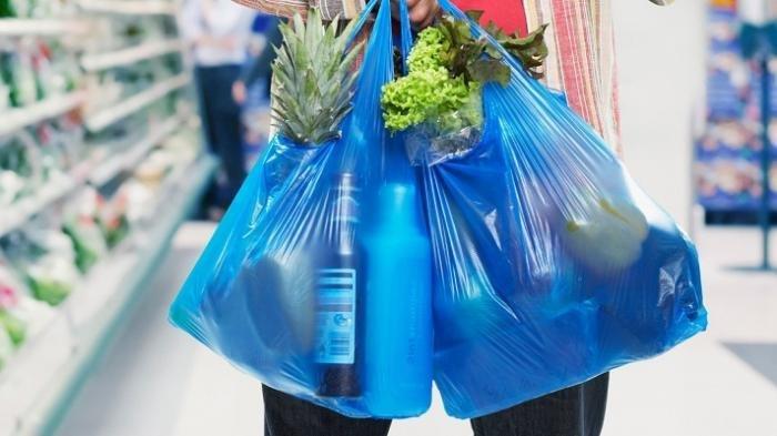 Larangan Penggunaan Plastik Sekali Pakai, Pedagang Pasar Baru Metro Atom Bingung Cari Penggantinya