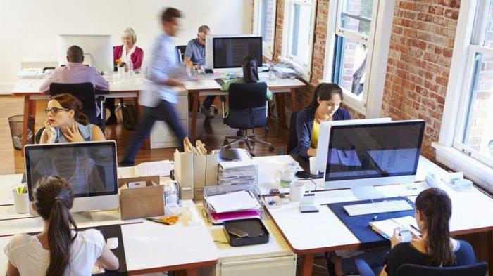 Pakai Masker dan Pastikan Meja Bersih, Ini Sederet Cara Cegah Corona di Kantor Saat PSBB Transisi