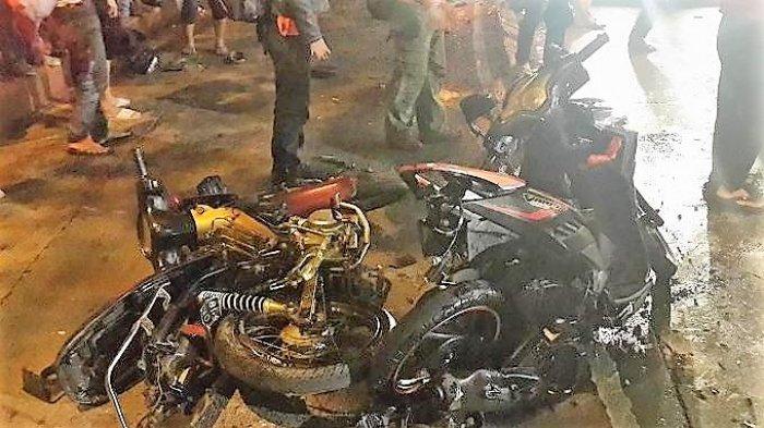 Pengendara Motor yang Tewas Kecelakaan di Pulogadung Bawa Sabu