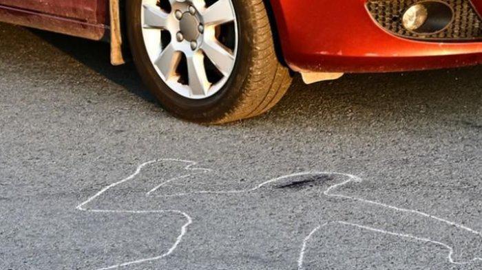Tidur di Bagasi Bikin Selamat dari Kecelakaan Maut Honda Jazz Masuk Kolong Truk di Sumsel