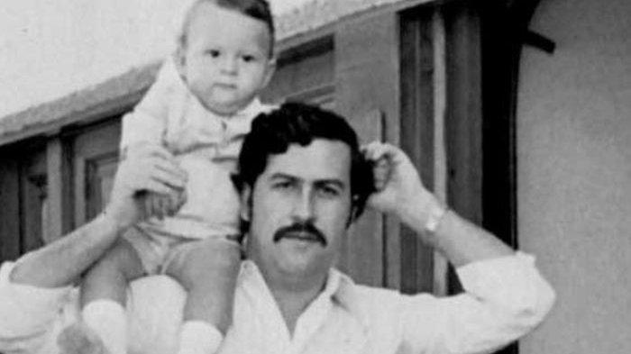 Kisah Pablo Escobar, Gembong Narkoba Kolombia Penyayang Keluarga: Bakar Uang demi Hangatkan Manuela