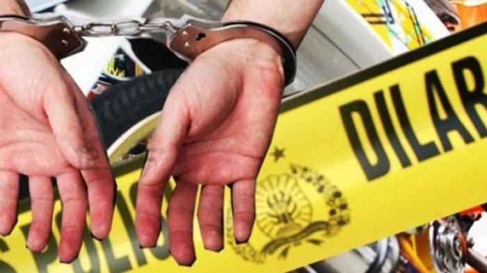 Ilustrasi kriminalitas