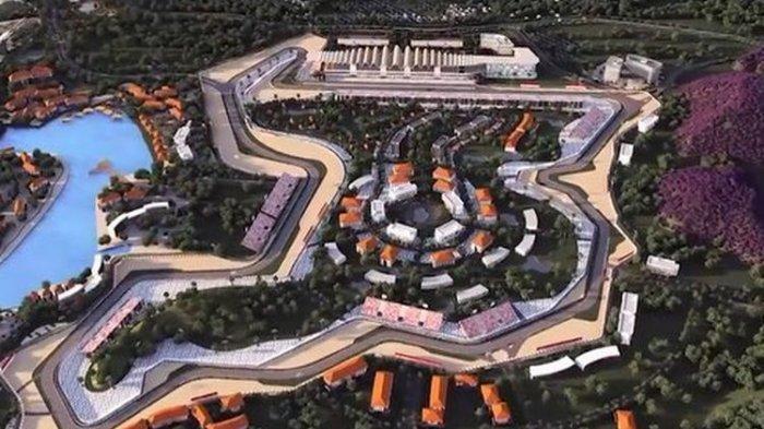 Simak Jadwal Lengkap MotoGP 2021 Live di Trans7, Kapan MotoGP Indonesia Sirkuit Mandalika Digelar?