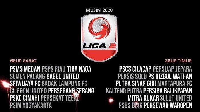 Hasil Drawing Grup Liga 2 2020, Dirut PT LIB Minta Klub Legowo