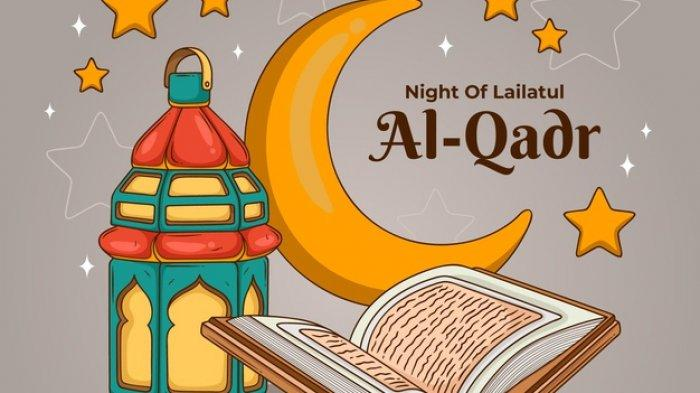 Doa di Malam Lailatul Qadar dan Amalannya, Pahalanya Seperti beribadah Selama 1000 bulan