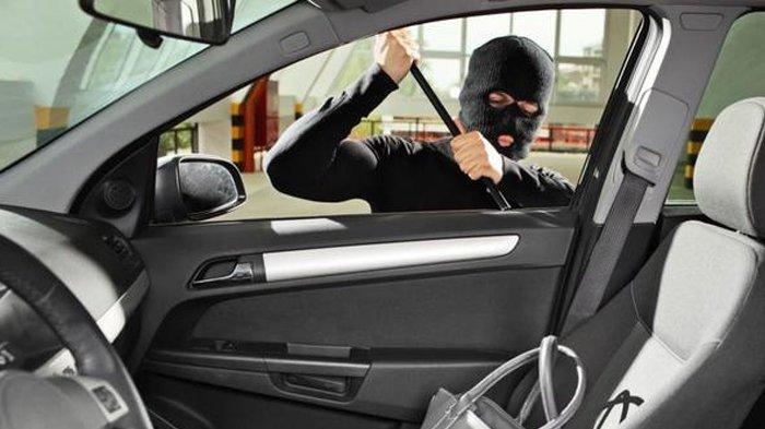 Kesal Tak Dipinjami Uang, Pria Gasak Harta dan Mobil Kakak Kandungnya Sendiri