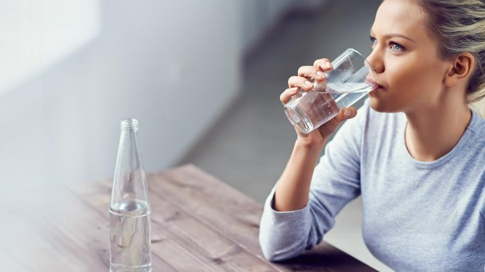 Beriku 6 Tips Sederhana Agar Terhindar dari Dehidrasi Saat Puasa