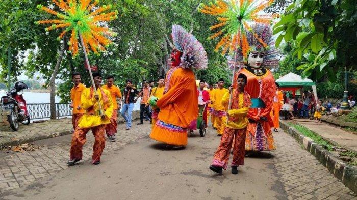 HUT ke-494 DKI Jakarta, UPK Perkampungan Budaya Betawi Setu Babakan Gelar Perayaan Secara Virtual