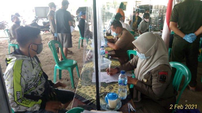 Ribuan Pelanggar Terjaring di Kota Bekasi, Denda Prokes Covid-19 Terkumpul Rp23 Juta