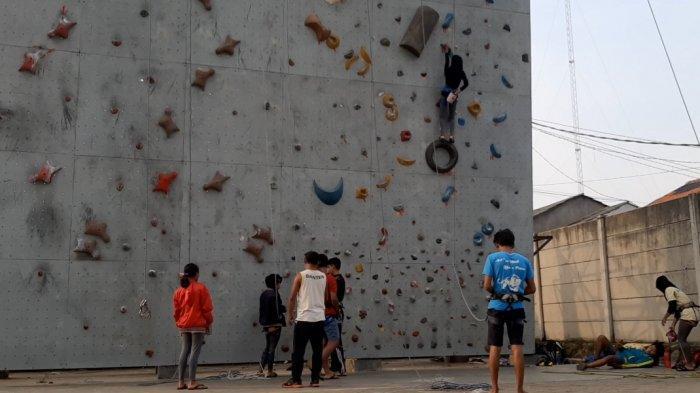 Panjat Tebing Mulai Digandrungi, Pelatih Optimis Lahirkan Atlet Berprestasi: Bisa Harumkan Tangsel