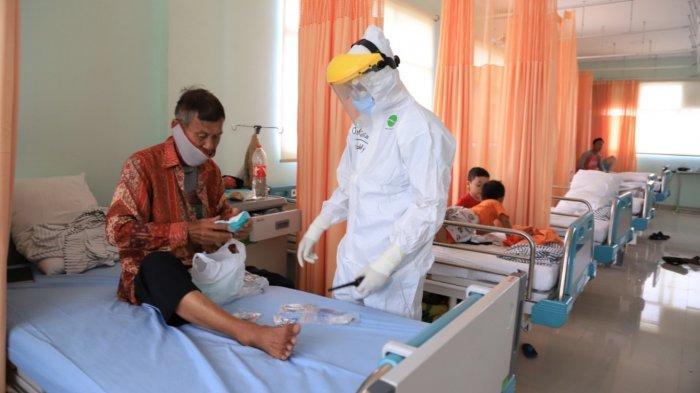 Gawat Darurat! Tempat Tidur ICU Pasien Covid-19 di Tangsel Cuma Tersisa 7