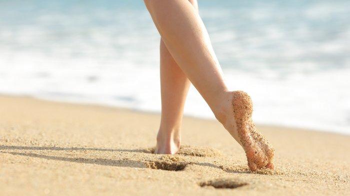 Pasir Pantai Untuk Bahan Scrubbing Alami