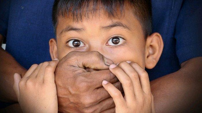 Bocah 7 Tahun di Makassar Diculik Saat Bermain,Ditukar 2 Tabung Gas Melon,Pelaku Beri Uang Rp10 Ribu