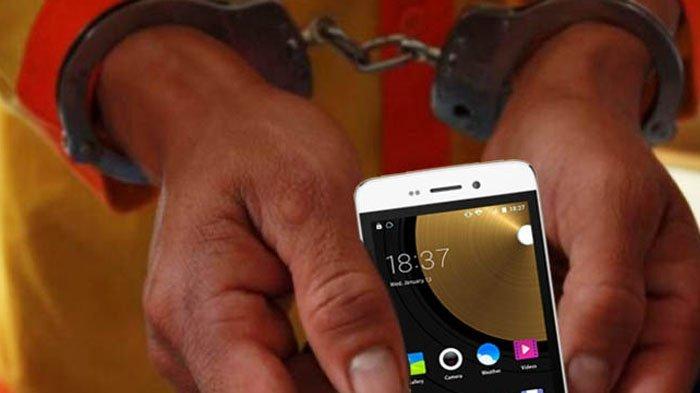 Modus Minta Sumbangan, 2 Remaja Gasak Ponsel Korban di Koja
