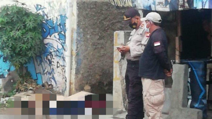 Diduga Sakit, Pria di Depok Ditemukan Tak Bernyawa di Pinggir Jalan