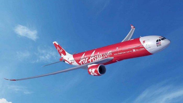 AirAsia Indonesia Luncurkan Program AirAsia Unlimited Pass Diskon Tiket Pesawat 100 Persen