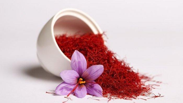 Saffron Jadi Rempah Termahal di Dunia, Apa ya Penyebabnya?