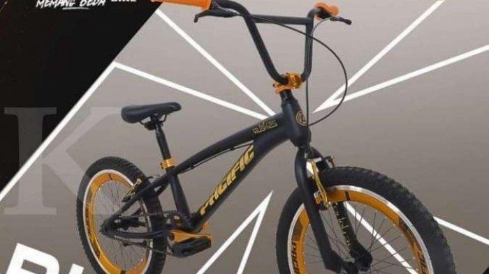 ILUSTRASI. Sepeda BMX Pacific Rush 2.5