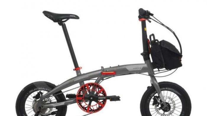 ILUSTRASI. Sepeda lipat Pacific 2980 RX 9.0