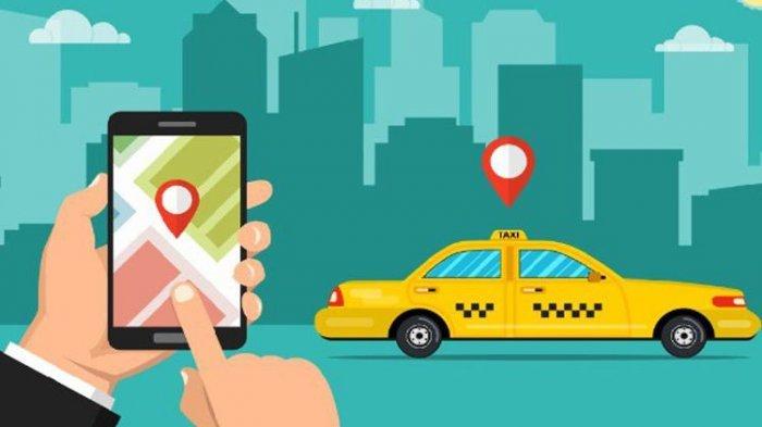 Bayaran Pas, Sopir Taksi Ini Siap Tempuh Resiko Antar Penumpang Mudik