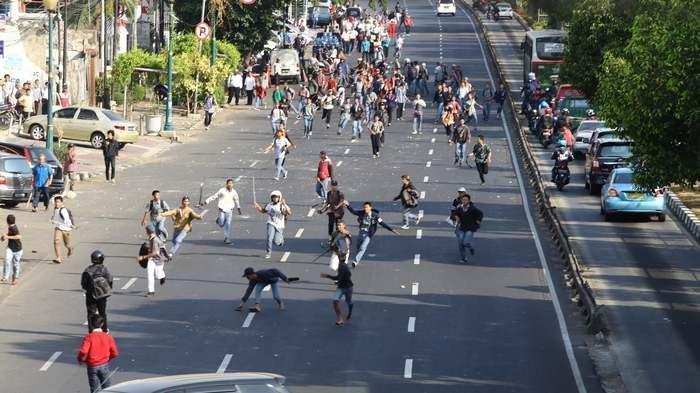 Viral Tawuran Antarwarga di Kelurahan Karang Anyar Jakarta Pusat, Begini Kata Polisi