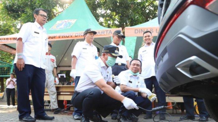 Catat, Hingga Akhir Januari 2021 Ada Uji Emisi Gratis di Kantor Sudin Lingkungan Hidup Jakarta Barat