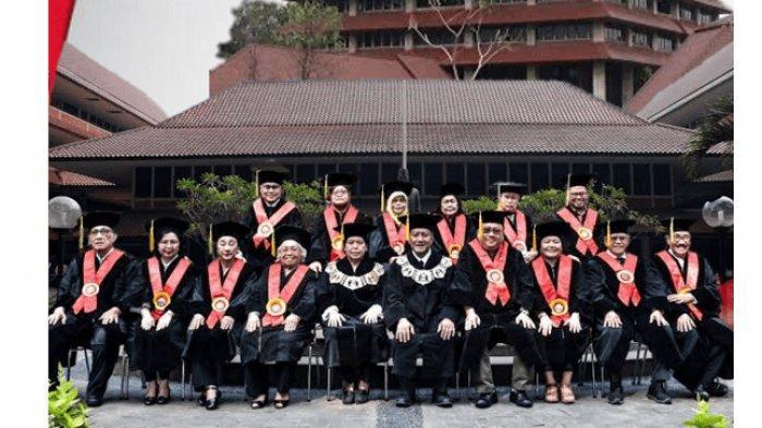 Ilustrasi Universitas Indonesia