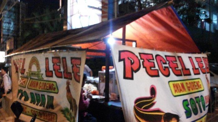 Viral Video Pria Terbaring Bersimbah Darah, Dibacok saat Asyik Makan Pecel Lele di Pasar Minggu