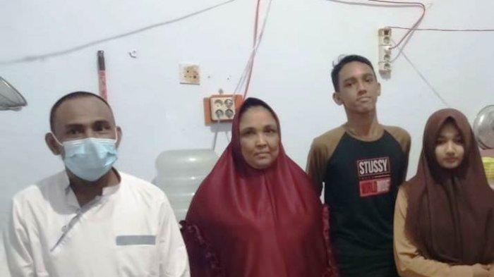 Cerita Imam, Pengungsi Rohingya Dipertemukan Istri dan Anaknya di Makassar Usai 11 Tahun Terpisah