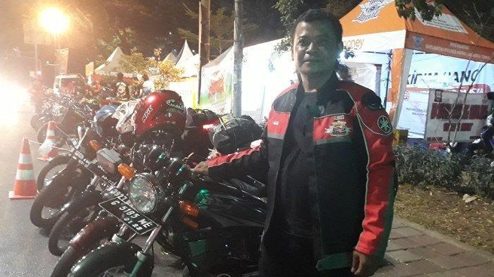 Komunitas Cobar RX King Mudik Bareng ke Brebes dan Solo