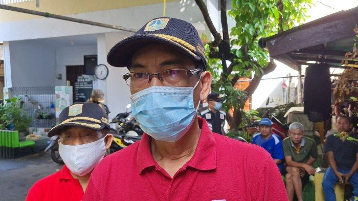 Ketua RW 004 Tanjung Barat, Imam Syaifudin pada Selasa (22/6/2021).