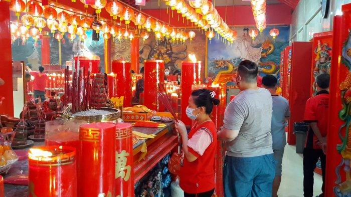 Kunjungan Umat Tionghoa ke Kelenteng Hok Lay Kiong Bekasi Berkurang, Ini Penyebabnya
