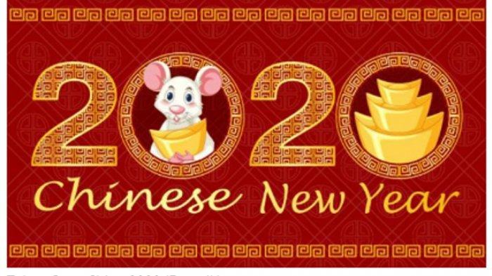 Kumpulan Ucapan Selamat Tahun Baru Imlek, Gong Xi Fat Chai! Cocok untuk Update di Media Sosial