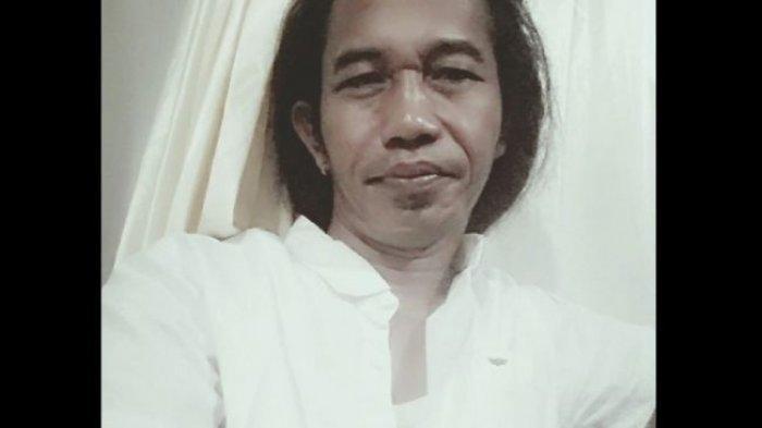 Viral Pria Gondrong Mirip Jokowi, Ini Sosok Pemilik Wajah Sebenarnya