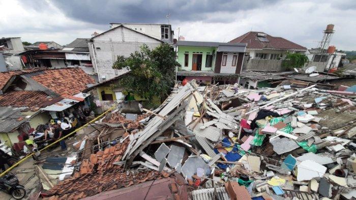 Soal Indekos 3 Lantai yang Roboh di Mampang, Polisi: Pemda Harusnya Mengontrol