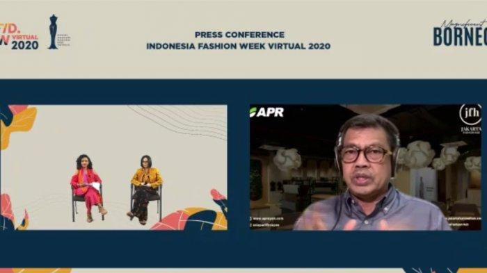 Indonesia Fashion Week 2020, Bawakan Tema Kalimantan dan Disaksikan Secara Virtual