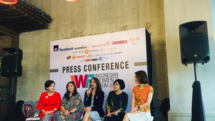 Yenny Wahid Hingga Ernest Prakasa Bakal Hadiri Indonesia Women's Forum 2019