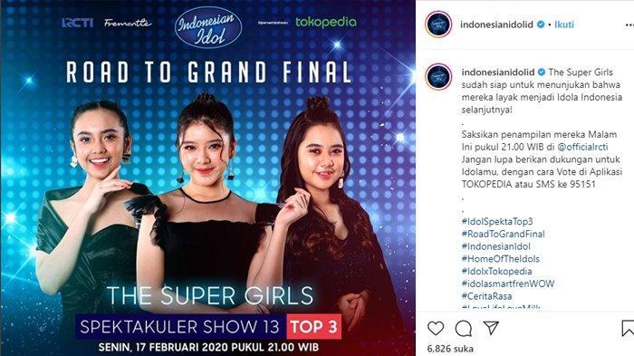 Indonesian Idol Malam Ini: The Super Girls Road to Grand Final, 2 Kepala Daerah Turun Tangan