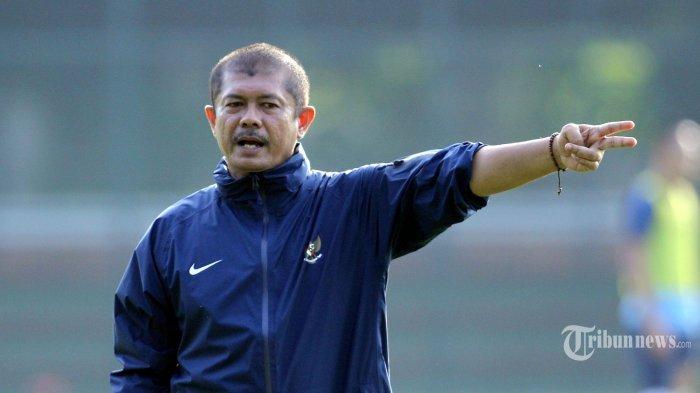 Indra Sjafri Pasang Target Poin Penuh Saat Hadapi Myanmar di Laga Perdana Piala AFF U-22