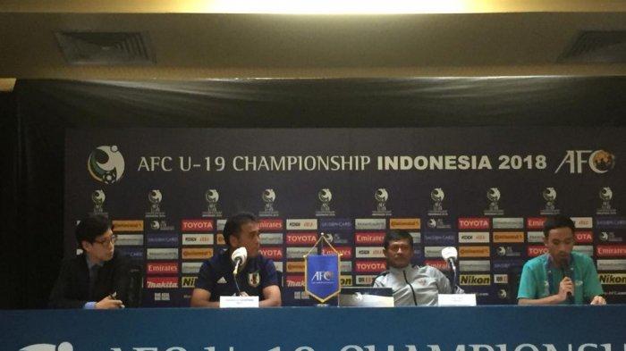 Indra Sjafri Bongkar Penyebab Kekalahan Timnas U-19 Indonesia dari Jepang