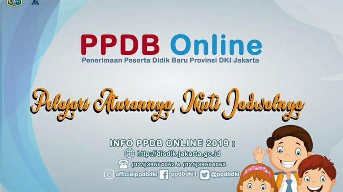 Jadwal Lengkap Penerimaan Murid Baru 2020/2021 di Jakarta Untuk Tingkat SMP dan SMA
