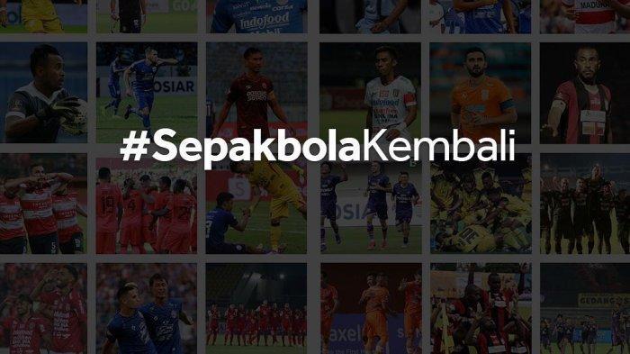 Postingan Kiper Macan Kemayoran, Andritany Ardhiyasa jelang bergulirnya Liga 1 2021 malam nanti.