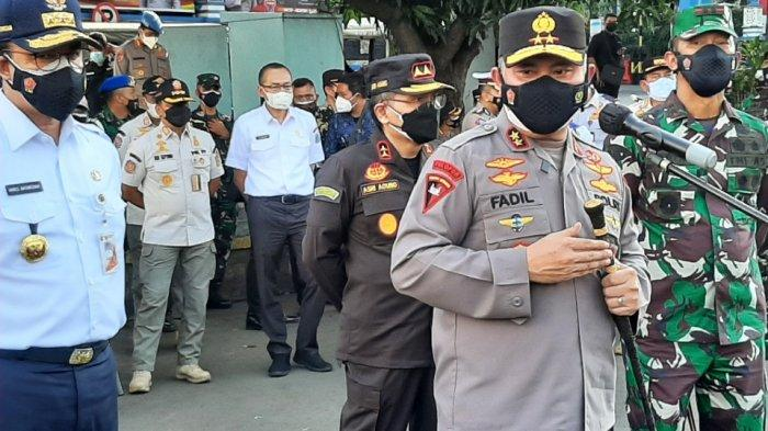 Kapolda Metro Jaya: Masih Ada 1.001 Alasan Warga Tetap Melakukan Mobilitas