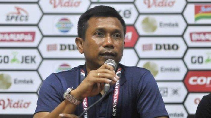 Fokus pada Kekuatan Sendiri, Persita Tangerang Tak Hiraukan Bongkar Pasang Pemain Tim Lain