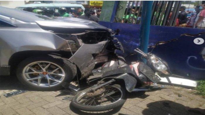 Tak Ada Saksi & CCTV, Polisi: Tak Ada Bukti Tetapkan Aiptu Imam Tersangka Kecelakaan di Pasar Minggu