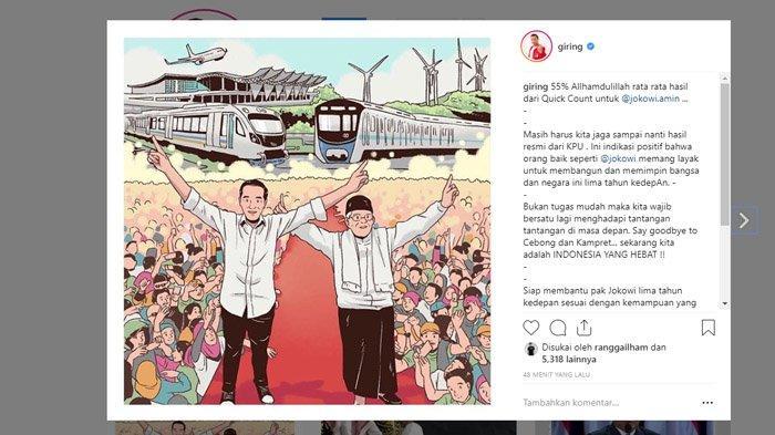 Unggah Foto Jadul Jokowi, Hotman Paris Singgung Nasib dan Presiden: Mau Kedua Kalinya Lagi