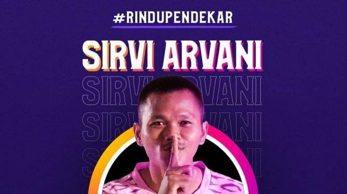 Persita Tangerang Hadirkan Mantan Top Skor Liga 2 Sirvi Arvani di Live Instagram Rindu Pendekar