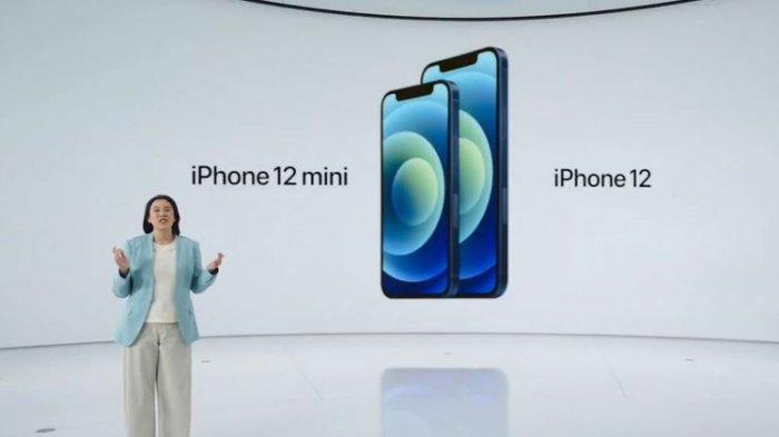 Harga iPhone 12 yang Resmi Diluncurkan Apple Hari Ini Rabu (14/10/2020), Paling Murah Rp 10,3 Juta