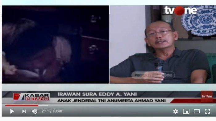 Jenderal Ahmad Yani Dibunuh di Malam Ulang Tahun Istri, Sang Putra Tak Bisa Bicara Ingat Momen Ini
